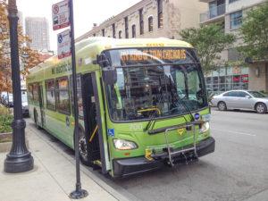 CTA Electric Bus